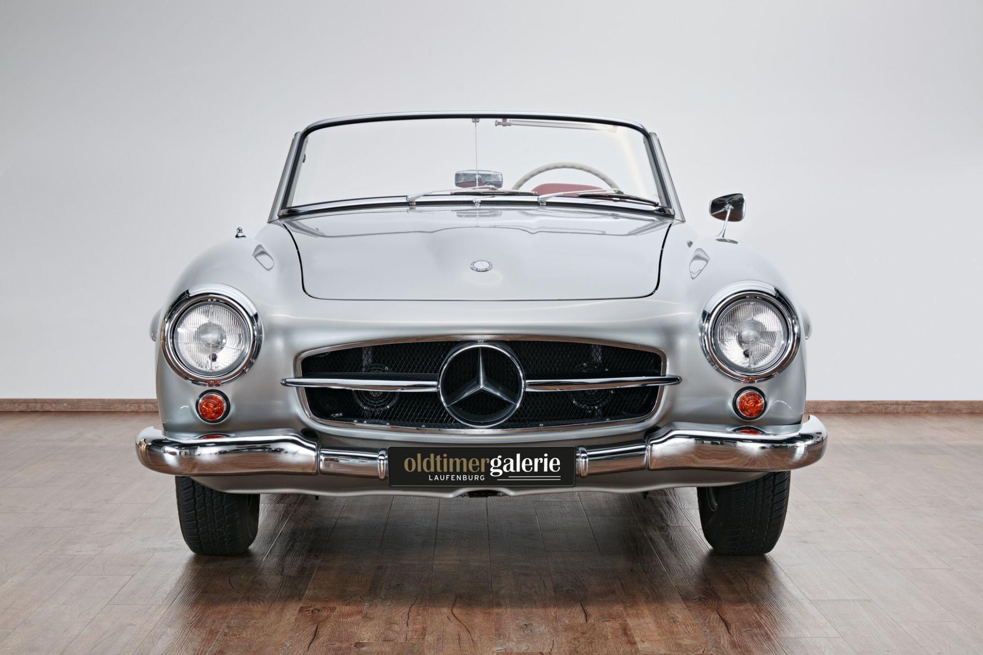 1955 Mercedes 190 Sl