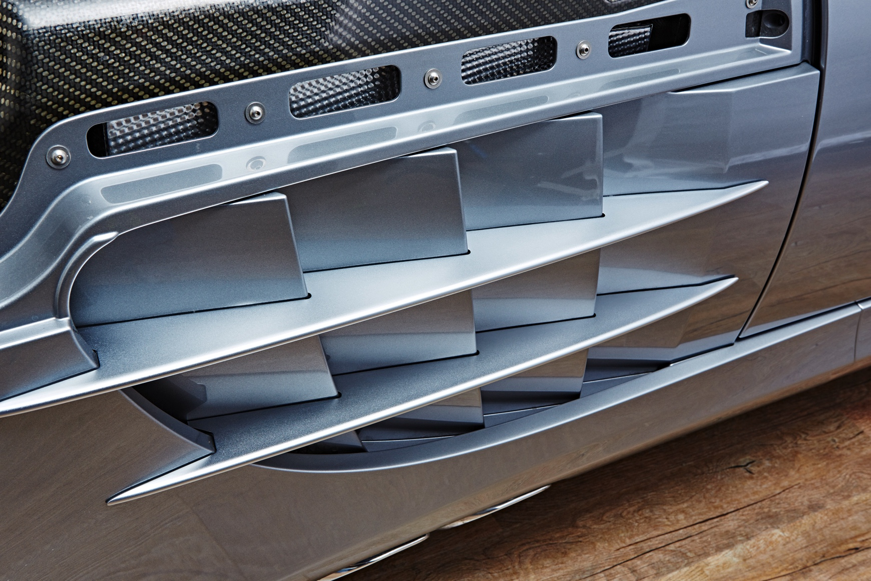2007 Mercedes Slr Mclaren 722