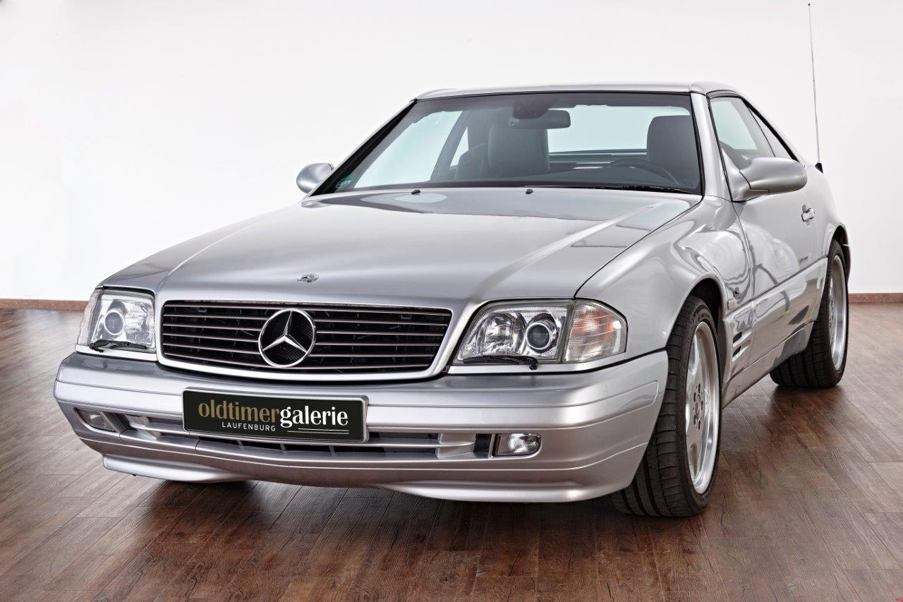 mercedes 320 sl final edition. Black Bedroom Furniture Sets. Home Design Ideas